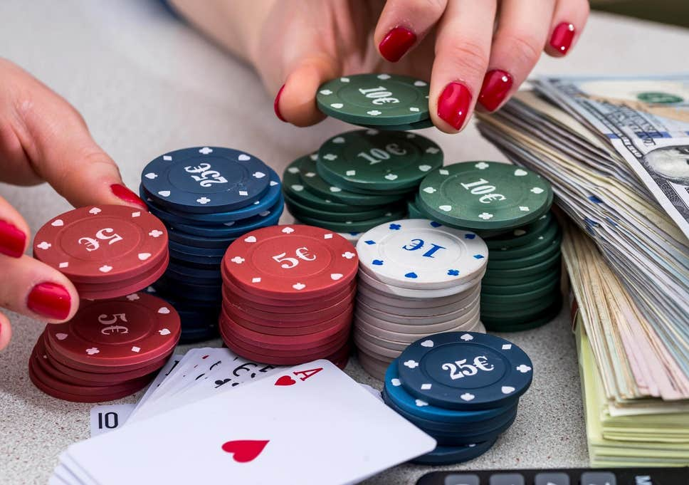 A writer who learned how to Play Poker for a book wins £95,000 and becomes a professional