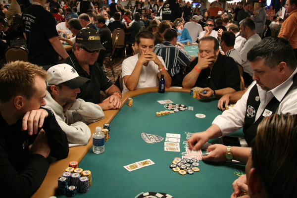 The Rules of Poker Tournament